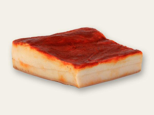 Lardo Salato al Pepe Rosso